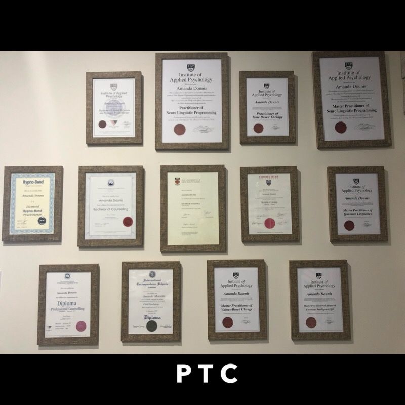 PTC is run by Amanda Dounis
