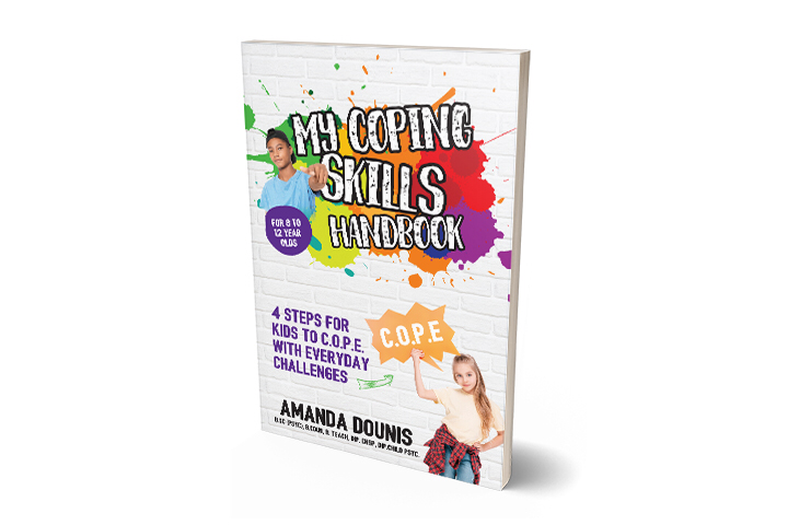 my coping skills handbook